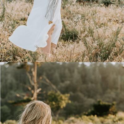 Outdoor Newborn Session | Port Townsend Newborn Photographer