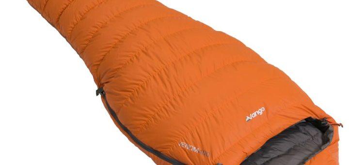 Kit Review Vango Venom 400 Sleeping Bag