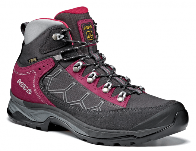 Women's Asolo Falcon GV hiking boot.