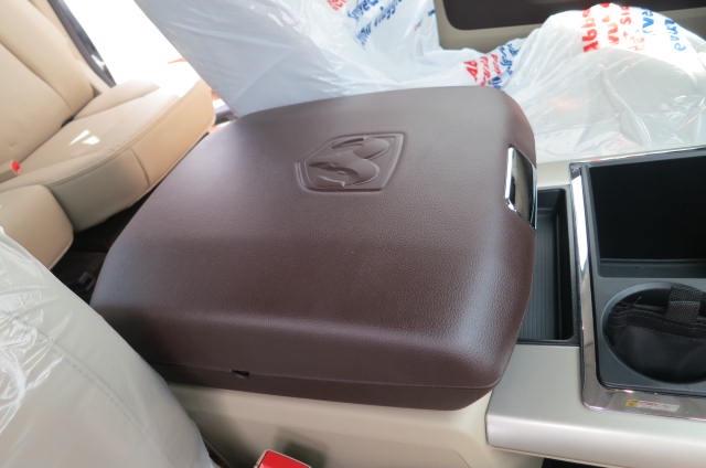Dodge Ram portaoggetti in pelle