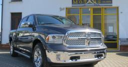 2018 Dodge Ram 1500 Laramie, granite/nero Euro 6