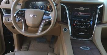 Cadillac Escalade ESV 07
