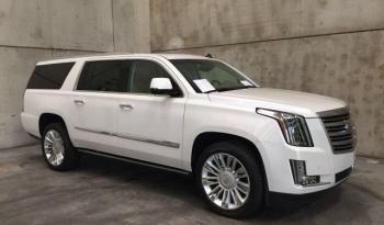 Cadillac Escalade ESV 6.2 V8 Platinum 1