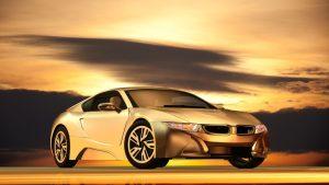 bmw auto elettrica