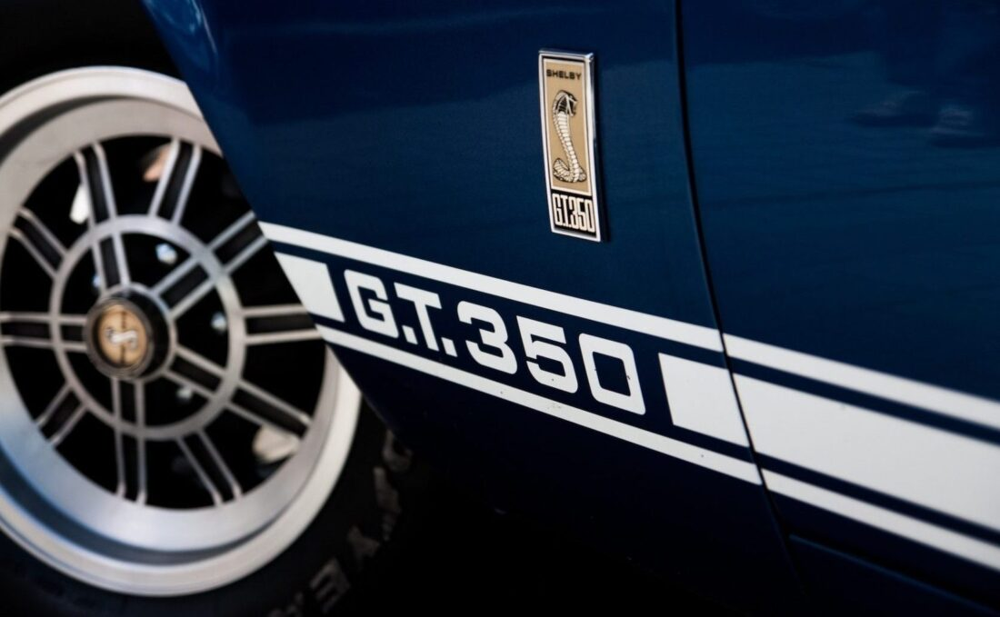 mustang shelby fioravanti motors