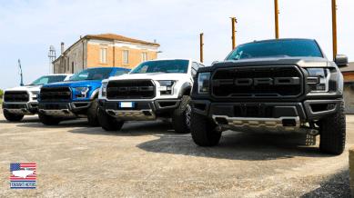 Ford Raptor Fioravanti Motors