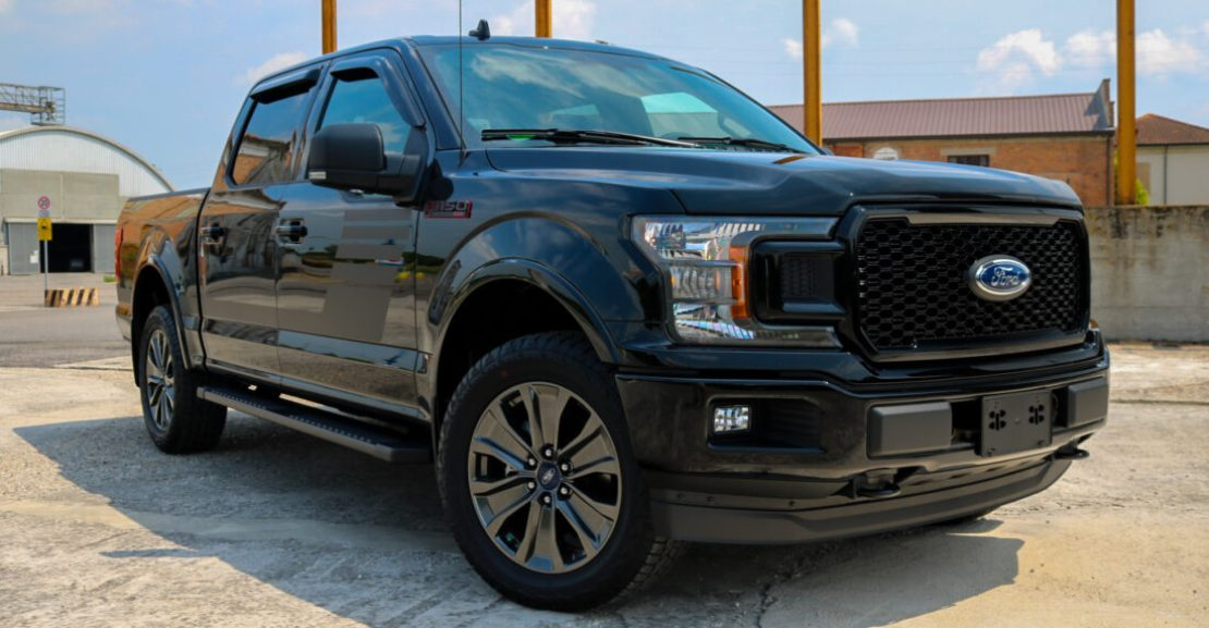 Ford F-150 V8 Fioravanti Motors