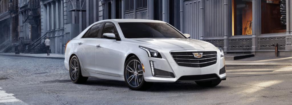 Cadillac CTS Fioravanti Motors