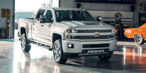 Chevrolet Silverado HD Fioravanti Motors