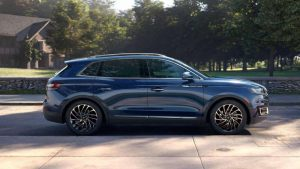 Lincoln Nautilus Fioravanti Motors