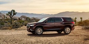 Chevrolet Traverse Fioravanti Motors