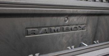 Dodge Ram Limited Granite Ram Box