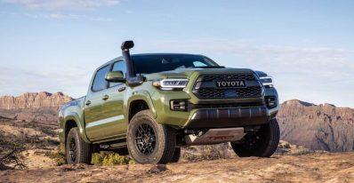 Toyota Tacoma TRD Pro Fioravanti Motors