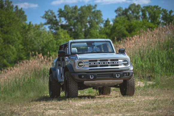 Ford Bronco porte Fioravanti Motors