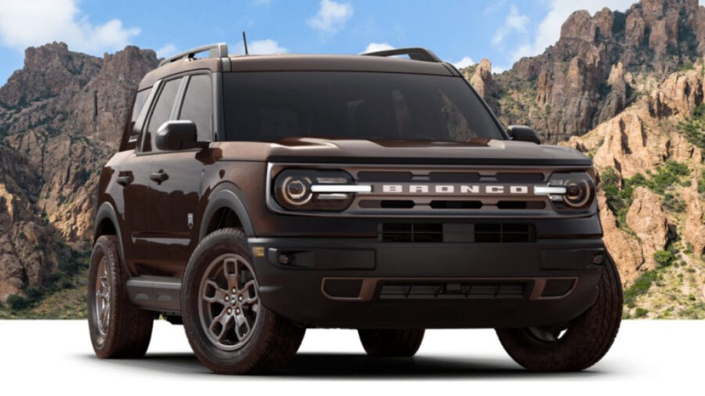 Ford Bronco Sport Big Bend