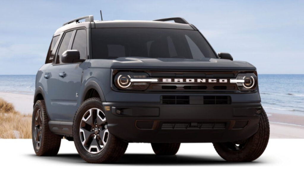 Ford Bronco Sport Outer Banks