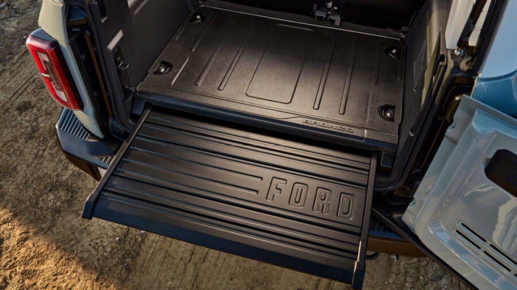 Ford Bronco caratteristiche uniche