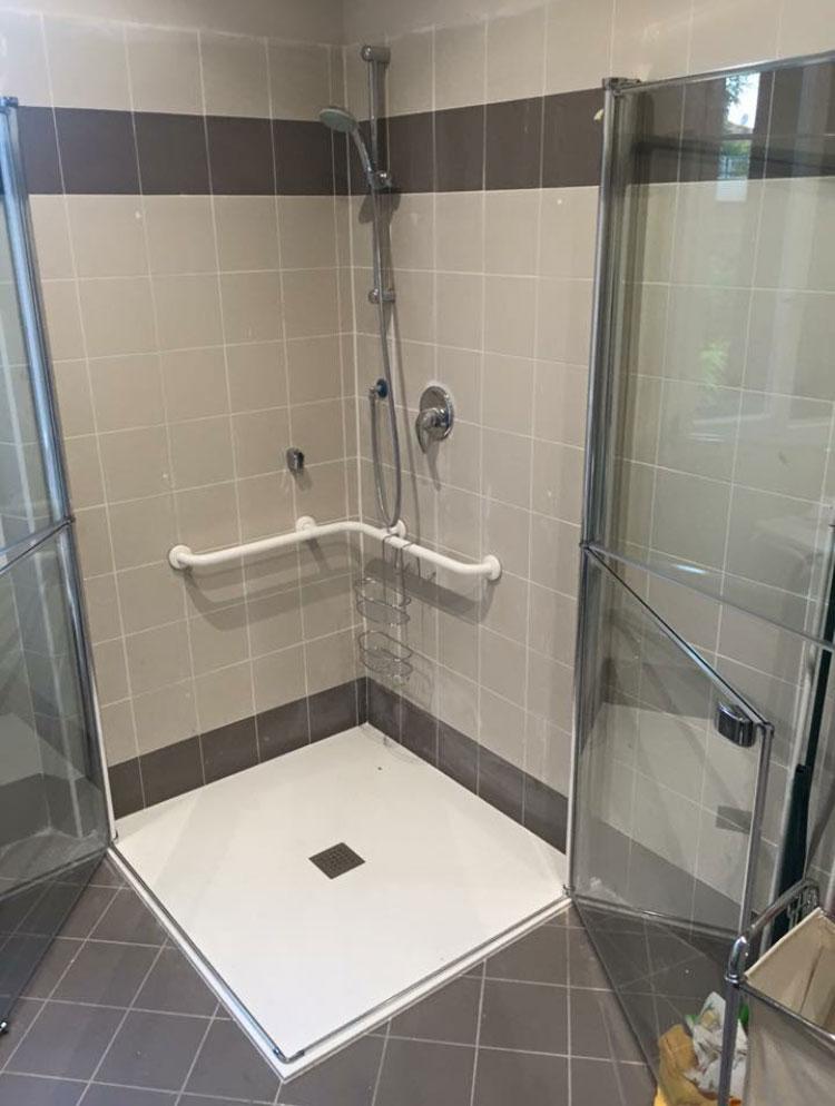 Accessibilit doccia per disabili  Fiordalisiit