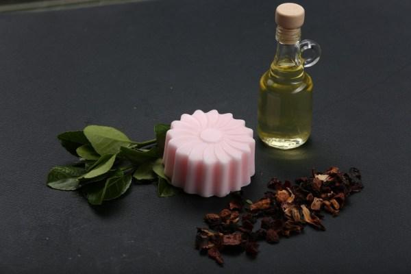 Σαπούνι με γάλα κατσίκας και μέλι