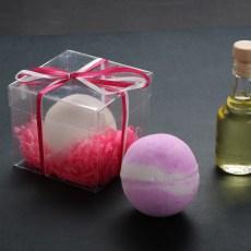 Bath Bomb με άρωμα Λεβάντα