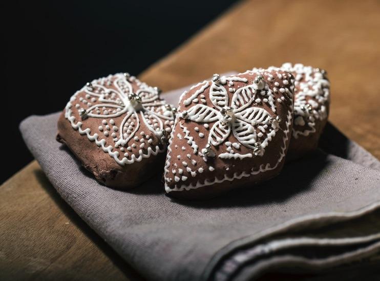dolci tipici sardi pabassinas, fotografia food Fiorella Sanna