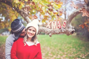 Fiorello Photography - Christmas couple shoot