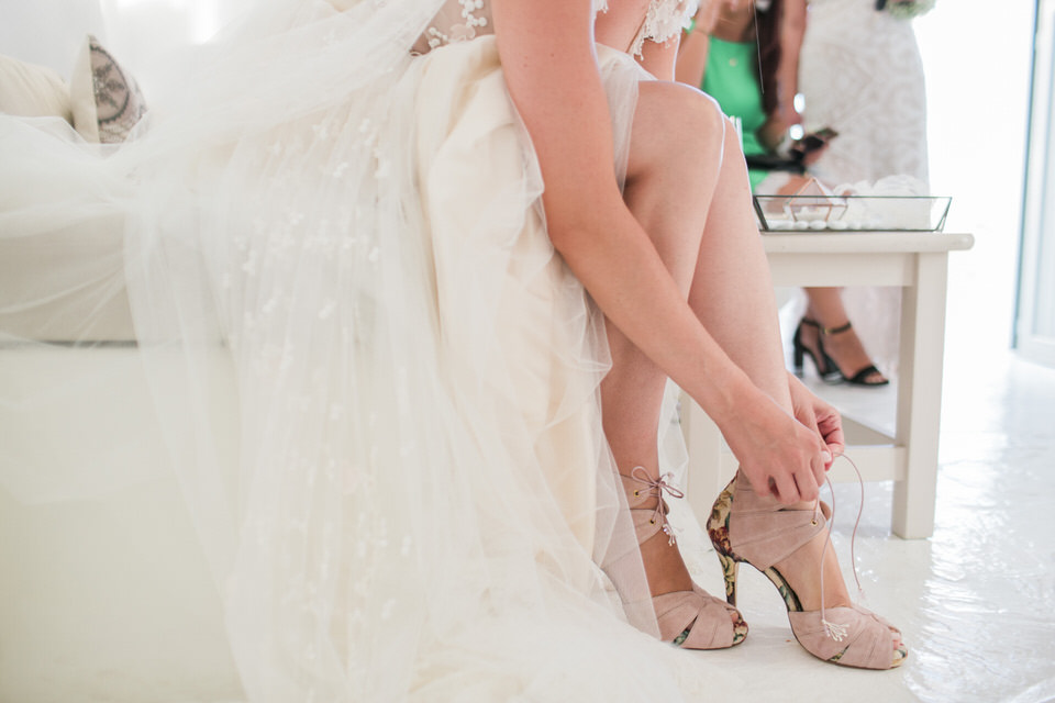 Stylish Wedding in Tinos by Fiorello Photography