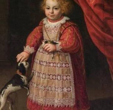 Risultati immagini per quadro Van Dyck (I tre figli maggiori di Carlo I
