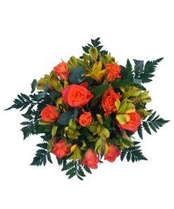 roselline arancioni