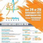 Silver Nation League Men: il Programma