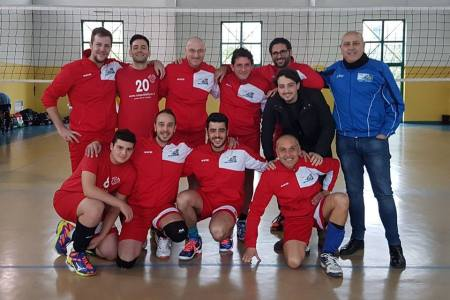 1DM: Vincono Gestioni Ambientali ed Alex Volley