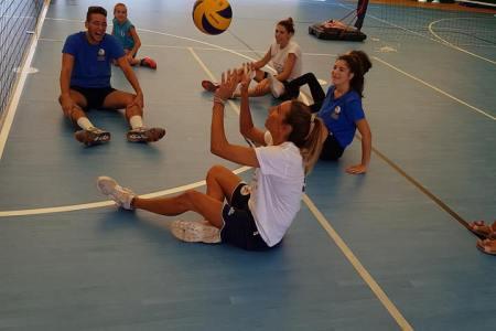 """Sitting Volley, Linda Troiano: """"Emozionata come 30 anni fa"""""""