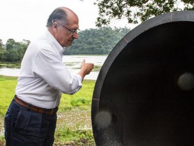 Sabesp desperdiça 144,5 bilhões de litros de água entre janeiro e maio
