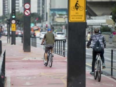 30 bairros com roubos de bicicletas em São Paulo em 2016