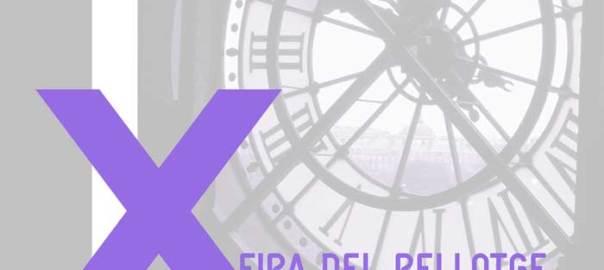 X Fira del Rellotge de Catalunya, 14 i 15 de maig de 2005