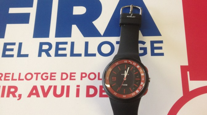 Rellotge Commemoratiu XXI Fira