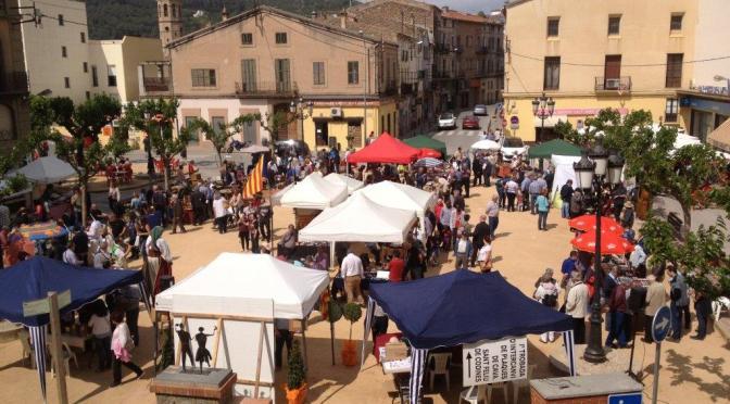 XXI Fira, èxit de visitants i participació