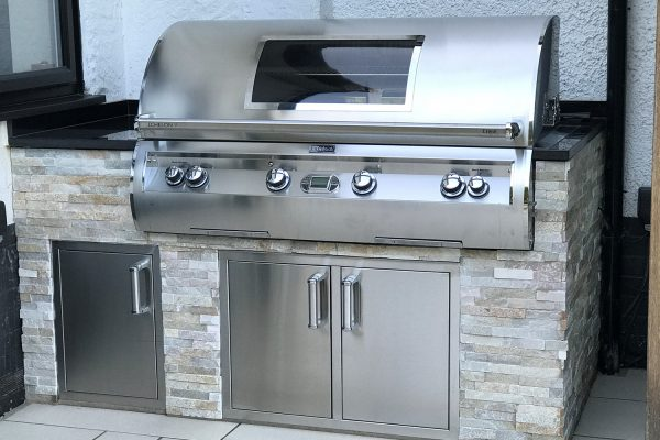 magic kitchen grill inexpensive cabinet makeovers outdoor kitchens built in bbqs by fire echelon series