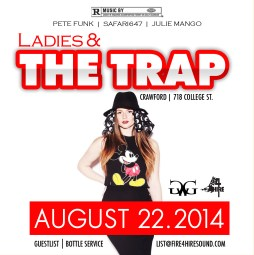 Ladies&Trap-AUG 22 Crawford