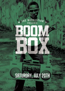 Boom Box Lily Lounge Toronto Broalition Army Fire 4 Hire