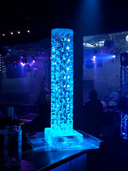 Fire  Ice Creations  Gallery  Functional  Pillars