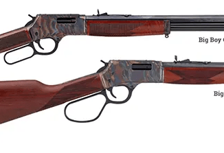 Henry Announces Six New Big Boy Color Case Hardened Rifles