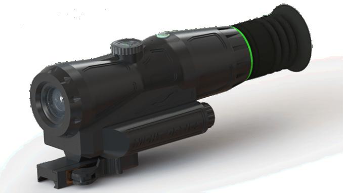 Night Optics Introduces SVTS Thermal Riflescope