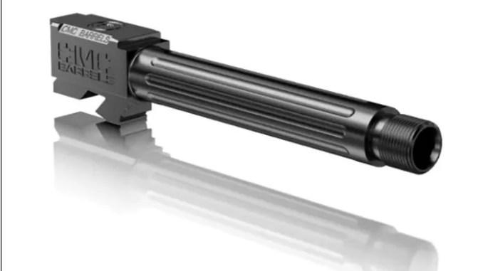 cmc precision match barrel for GLOCK