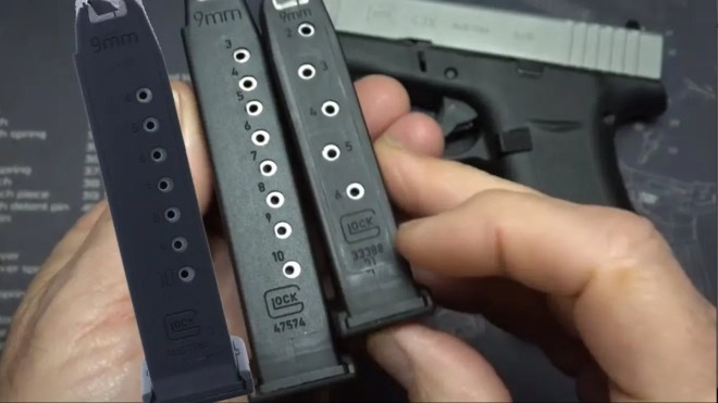 GLOCK 43X Review and GLOCK 48 Details