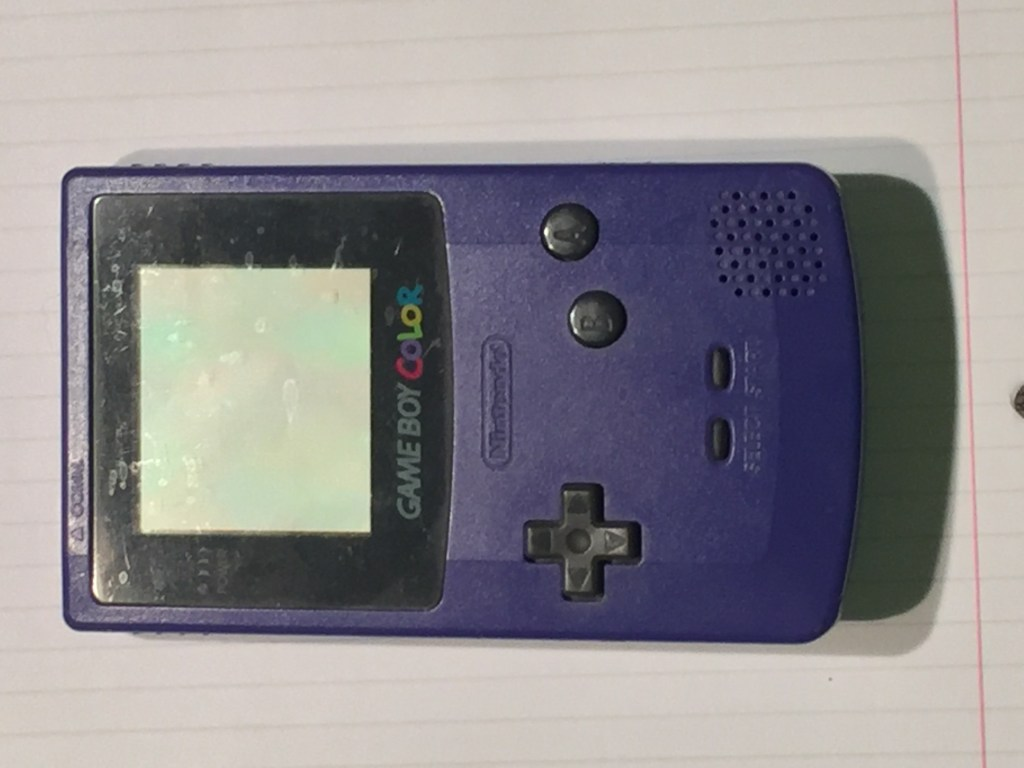 First Gameboy I saved up an entire $100 to buy.