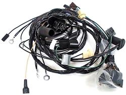 68 firebird wiring diagram trailer breakfast club 1968 front headlight harness, v8 with warning lights