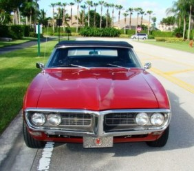 '68 Firebird of Dominick Laudia