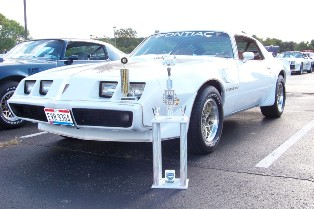 '79 Trans Am of Doug Lester