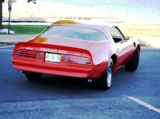 '76 Trans Am of Brian Deines